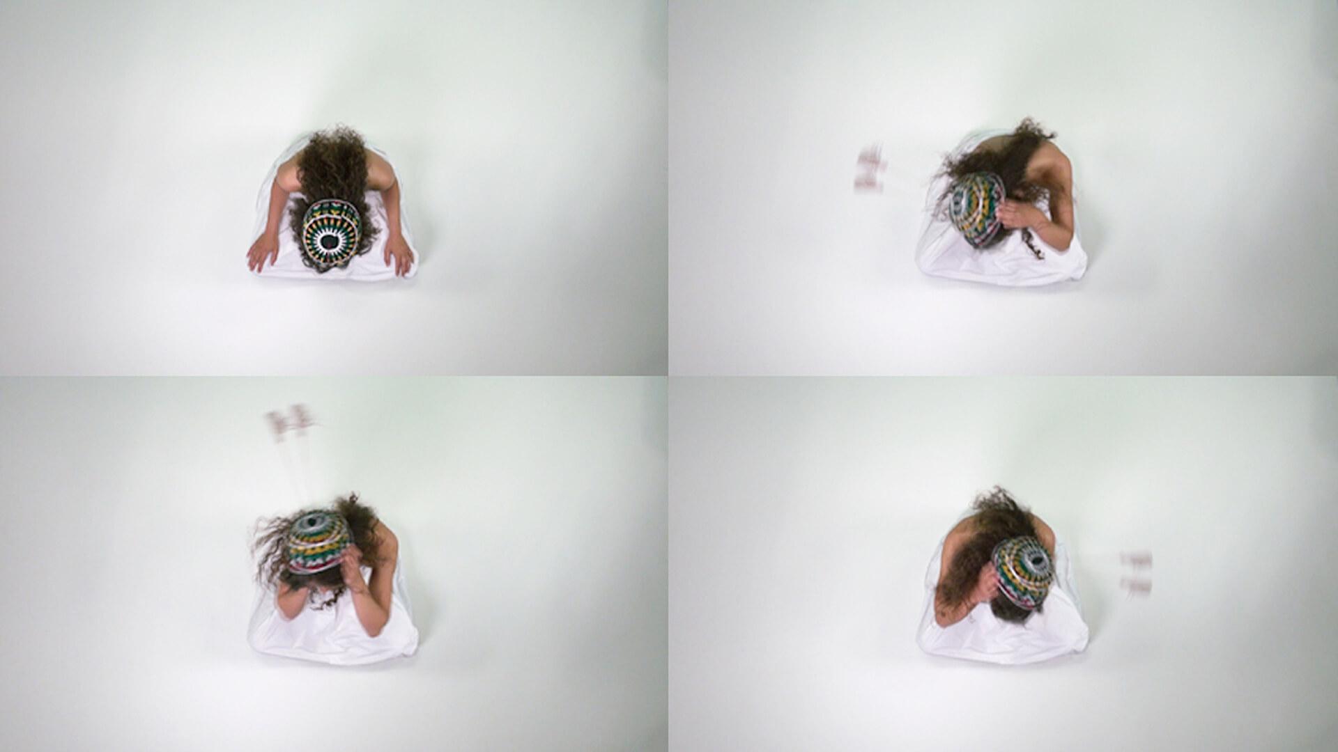 "Zainab Andalibe, ""Apprentie Gnawi 2"", vidéo"
