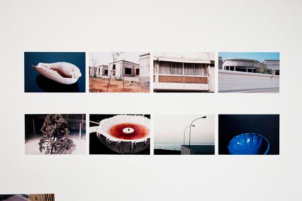 Leila Sadel, photographies couleur présentées dans le cadre de l'exposition de l'artiste marocaine au Cube - independent art room