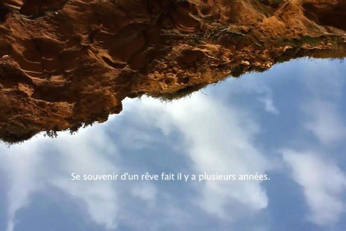 Leila Sadel, Amorce, vidéo couleur, arts contemporains au Maroc