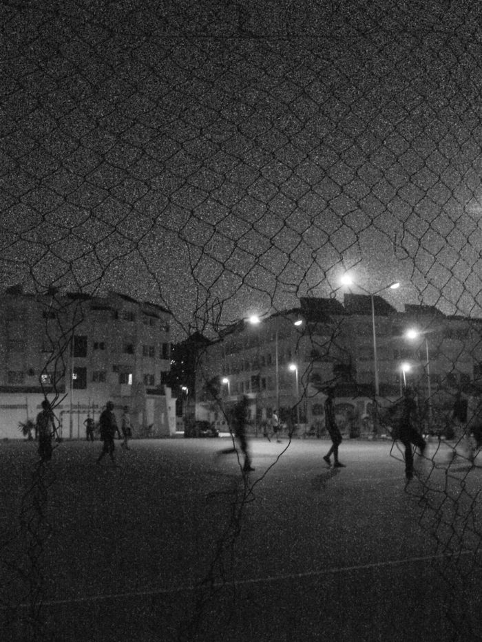ismaël, photographie de la série Jendouba, Tunisie
