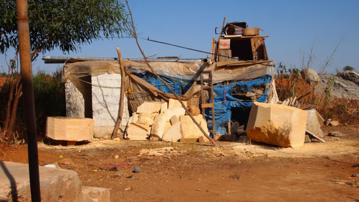 Mohamed Arejdal résidence artiste marocain