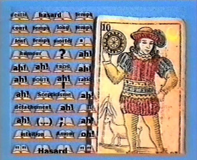Touda Bouanani, Fiction, vidéo archives et jeu de cartes, Maroc