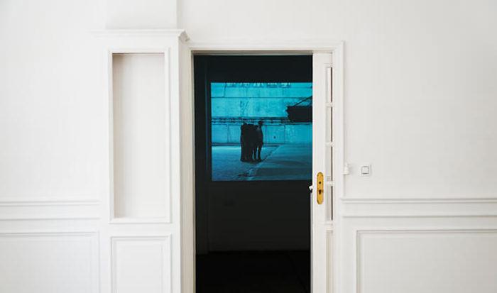 Régis Baudy exposition vidéo dessin Maroc