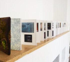 Bintna about trace présenté à la Nuit des Galeries 2013 à Rabat