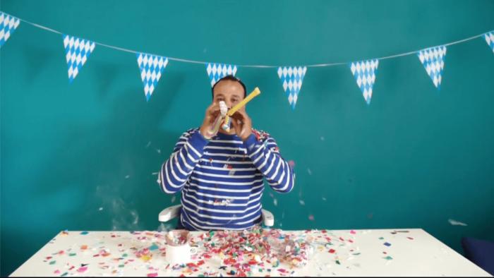 Centre d'art rabat le cube contemporain maroc vidéo