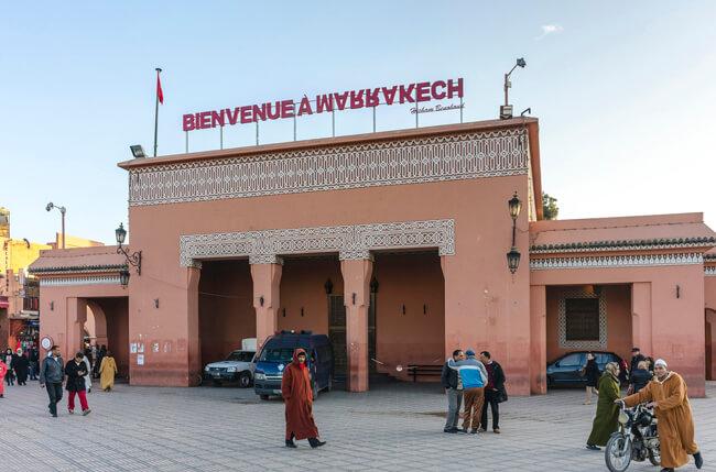 5ème Biennale de Marrakech 2014