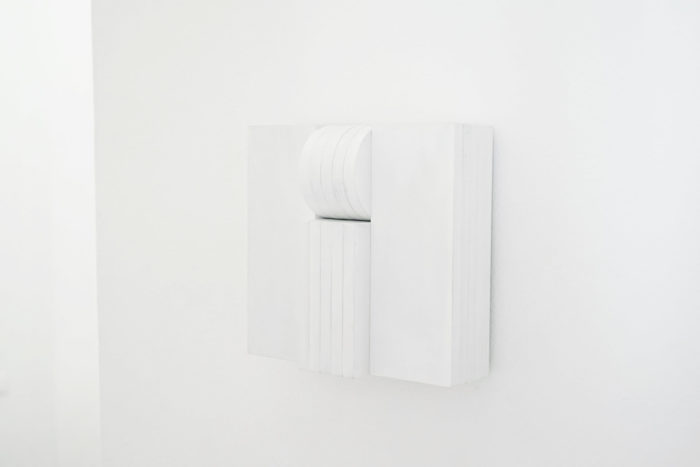 Myriam El Haïk, «La Bess?», « Comment ça va?» et autres polies formes, vues de l'exposition à Rabat, Maroc