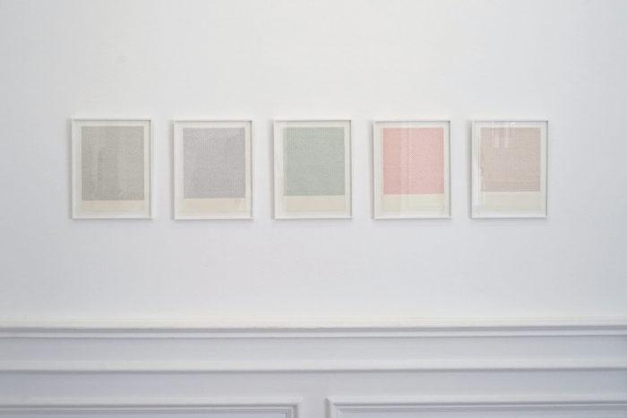 Myriam El Haïk, «La Bess?», « Comment ça va?» et autres polies formes, vues de l'exposition à Rabat