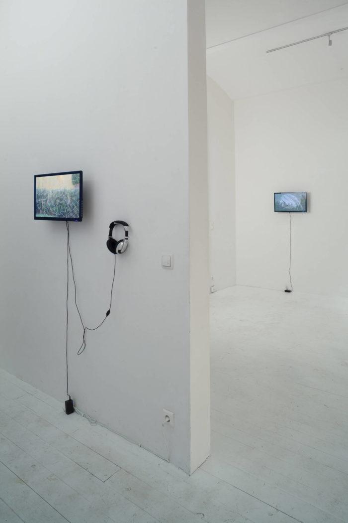 Attokoussy à Hinterland Galerie à Vienne, Autriche. One story among others par Zainab Andalibe