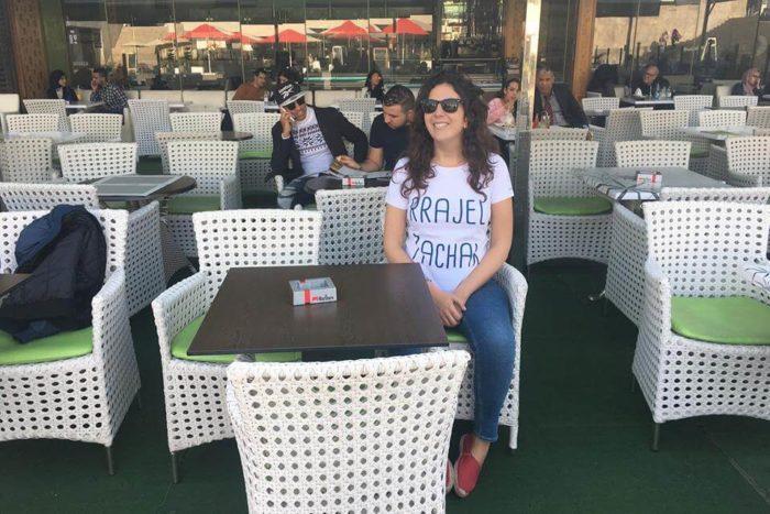 Anna Raimondo, féminisme quotidien, Maroc, 2017