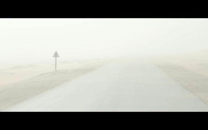Hichem Meroucheة Massar 1, A land art project, le film (capture d'écran) Vidéo, 1080p, 56mn