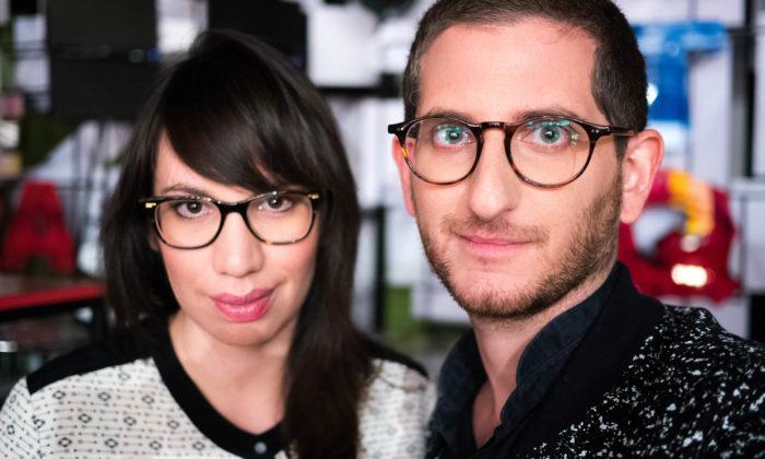 Aliocha Imhoff & Kantuta Quiros - courtesy le peuple qui manque