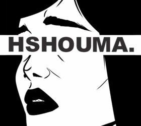 Zainab Fasiki, Hshouma, première page de son livre de bande dessinée sur les tabous et sexisme au Maroc