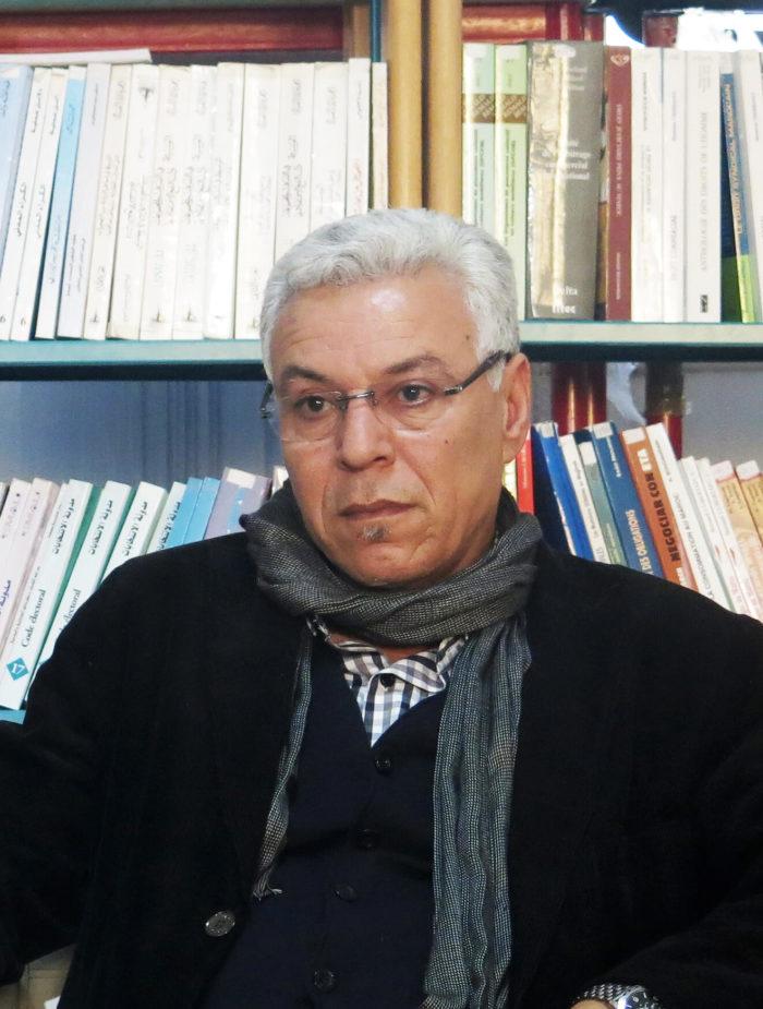 Farid Zahi, chercheur en histoire de l'art au Maroc, traducteur français arabe, chercheur à l'Université Mohammed V de Rabat