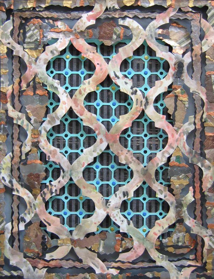 Eric Saline résidence maroc Paperasserie/ Paperwork.