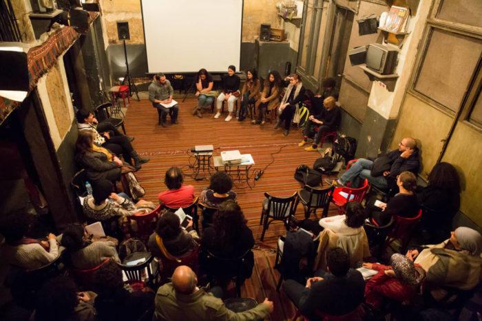 Pro Helvetia Cairo, AIR Talks au Makan au Caire