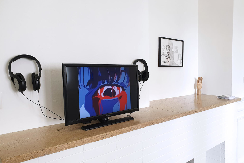 "Exposition ""The Green Book"" curaté par Tewa Bernosa, de la jeune scène contemporaine lybienne, avec Suhaib Tantoush, Malak ElGuel, Rawand Haress, Sarri Elfaitouri et Ibrahim Omar Almokhtar"