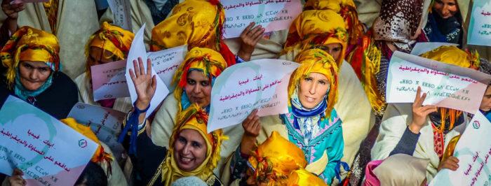 Soufyane Fares, 8 mars, photographie couleur liberté individuelles au Maroc