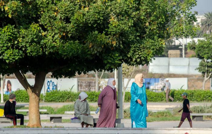 Soufyane Fares, Scènes de rue, photographie couleur liberté individuelles au Maroc