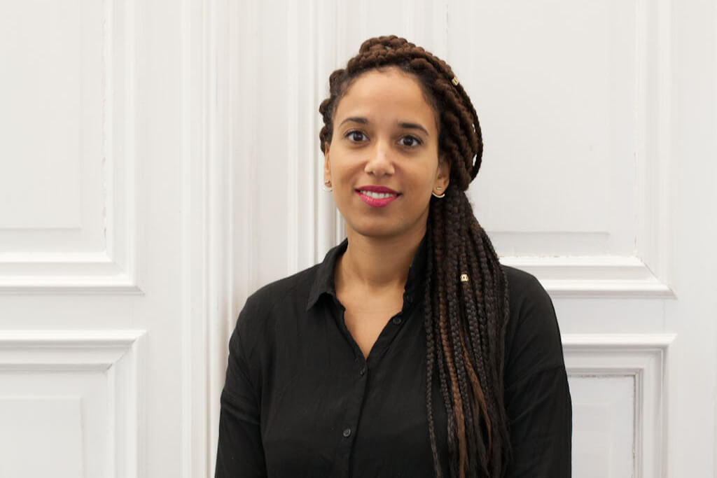 Yvette Mutumba, rédactrice en chef des magazines d'art Contemporary And (C&) et de Contemporary And America Latina