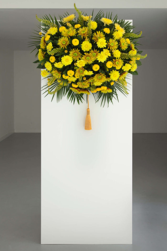 Kapwani Kiwanga, Flowers for Africa: Uganda, 2014. Courtoisie de l'artiste et de la Galerie Karima Célestin,crédits photographiques Philippe Munda