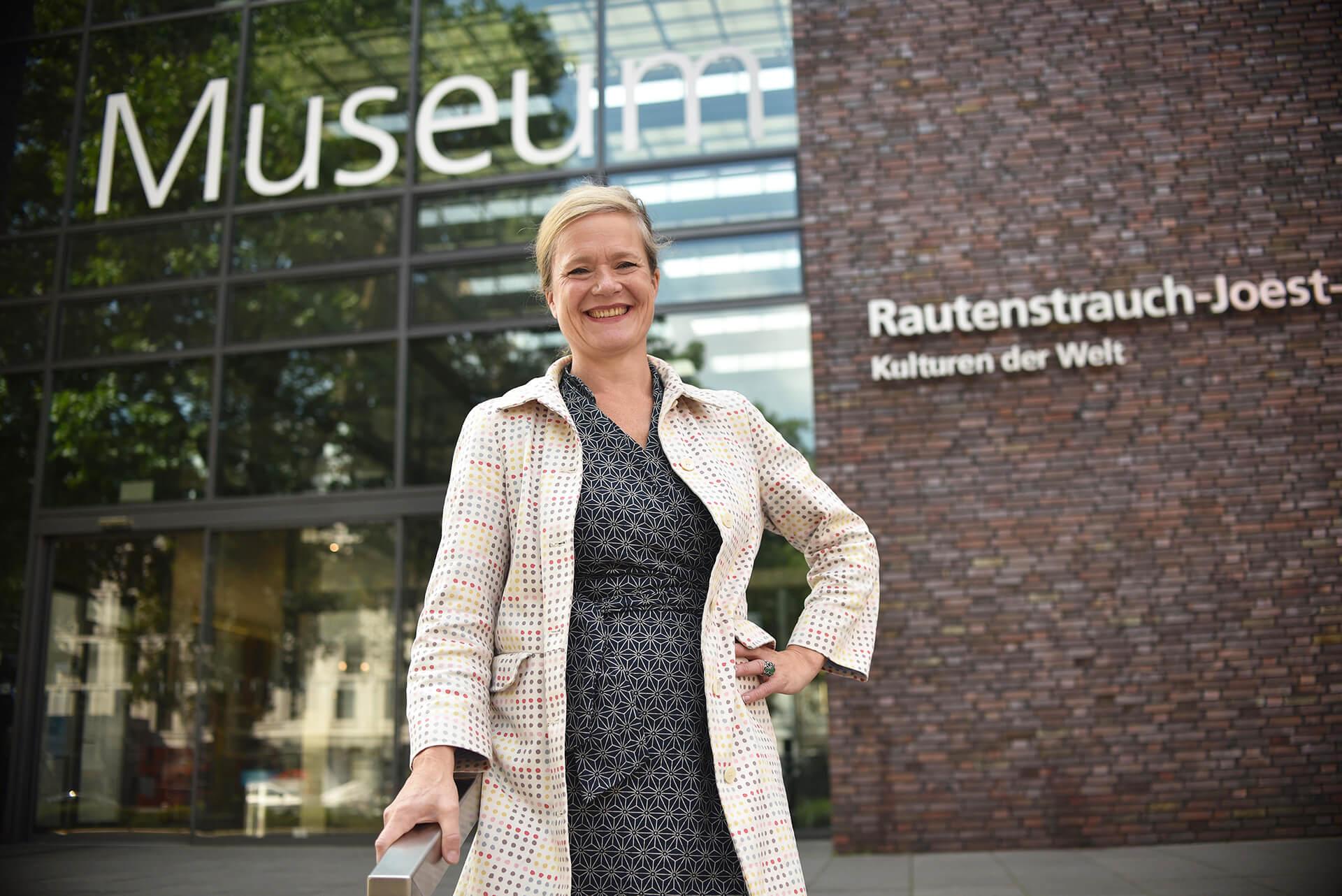 Nanette Snoep travaille depuis 2016 à la tête de différents musées ethnographiques en Allemagne, après avoir été longtemps conservatrice au Musée du Quai .