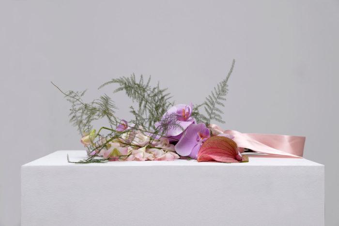 Kapwani Kiwanga, Flowers for Africa: Nigeria, 2014. Courtoisie de l'artiste et de la Galerie Jérôme Poggi, Paris,crédits photographiques Aurélien Mole