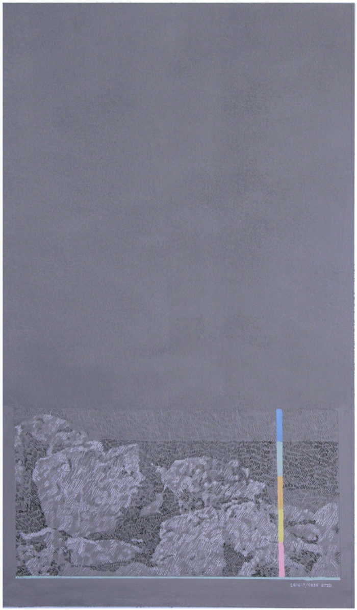 Laura F. Gibellini, Pantone. 60% Grey Sea