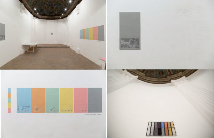 Laura F. Gibellini, Scapes. Atmospheric Notations.