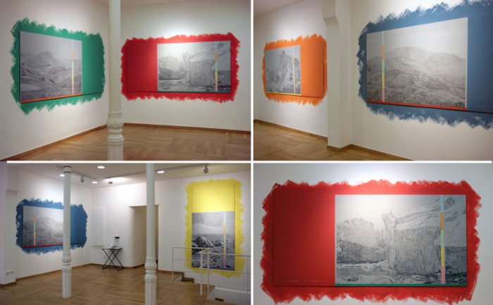 Laura F. Gibellini, Atmospheric Meditations. Before Present (338 U- 710 U)