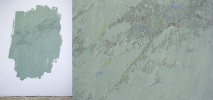Laura F. Gibellini, Boundary of (In)Visible Ice 