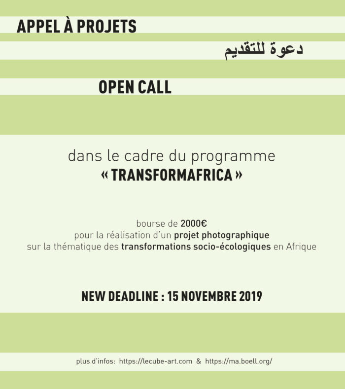 Open Call transformAfrica