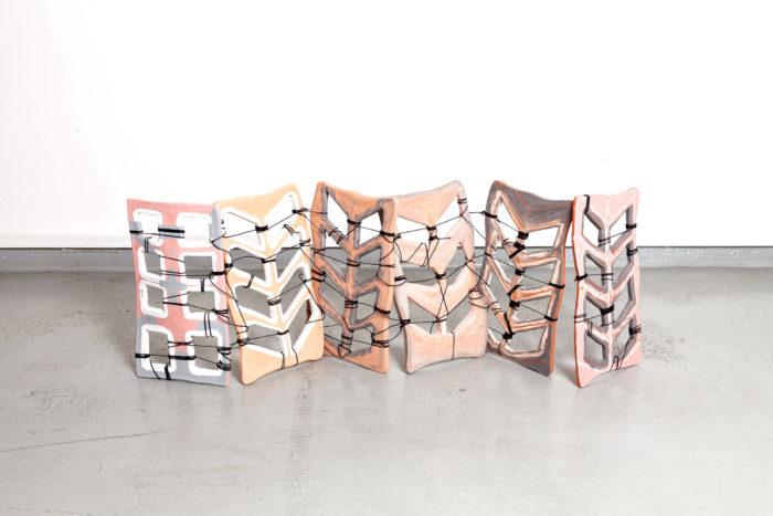 Camille Dumond, Untitled, Haro+readings, Quark, Genève, 2019.