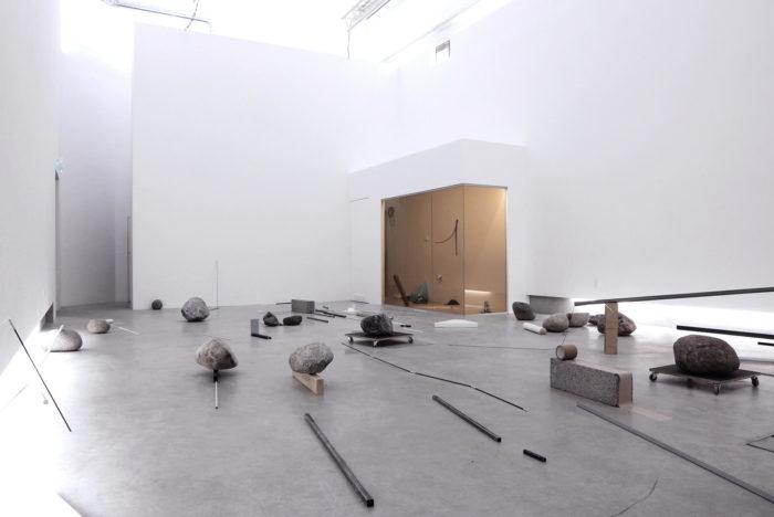 Sari Palosaari, Installation view, gallery Hippolyte, 2016