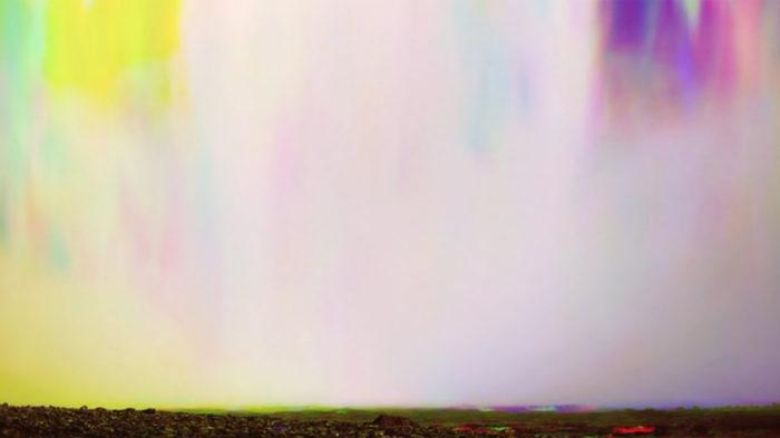 """Lois Patiño, """"Strata of the image"""" vidéo présentée par PROYECTOR pour Art Madrid 2020"""