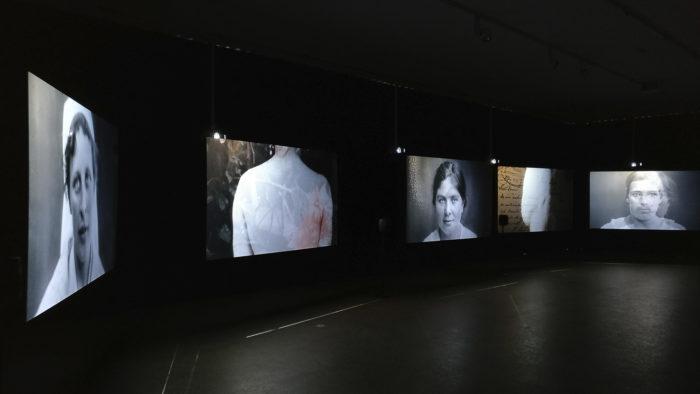 Marjo Levlin_Dividual Individual 02_Installation 2018_Galleri Sinne Helsinki Helsinki