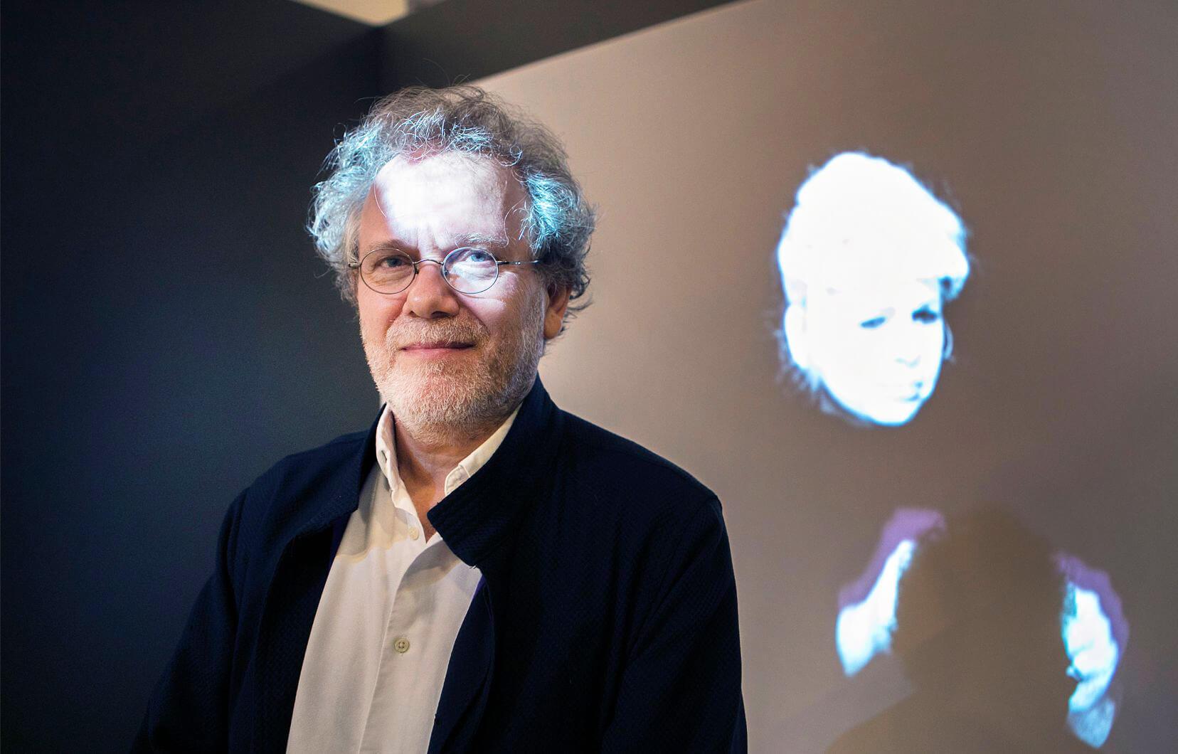 Georges Didi-Huberman Photo par Marie-France Coallier Le Devoir