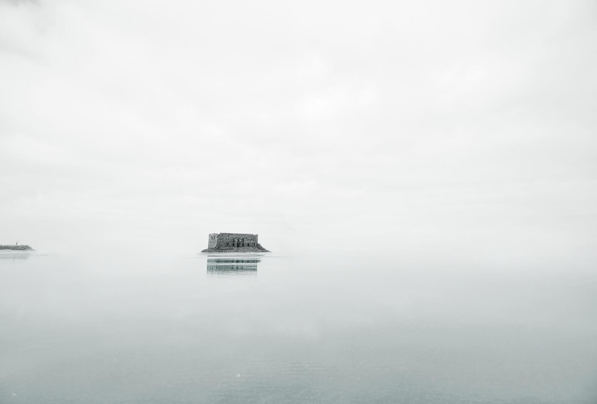"Imane Djamil ""La Casa del Mar"", 2013 from ""Copies doubles, autoportrait en espace(s)"""