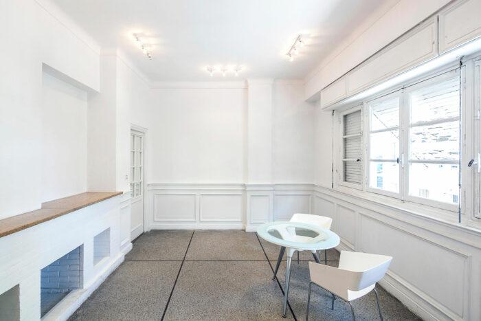 Le Cube - independent art room, centre d'art indépendant, lieu d'exposition, de résidence et de recherche à Rabat au Maroc