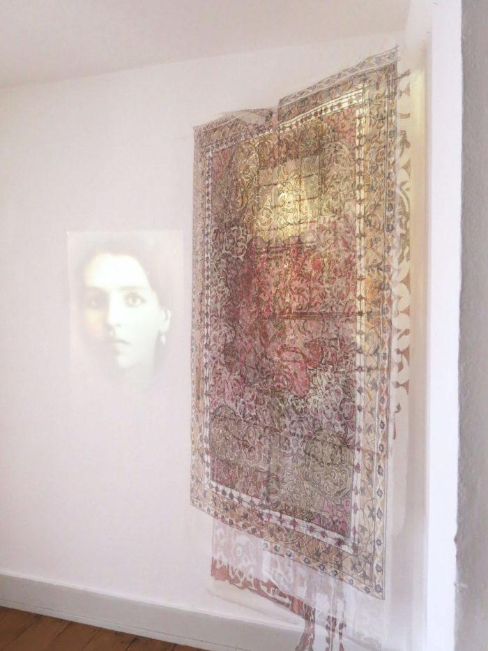 Ulrike Weiss, aller-venir, détails