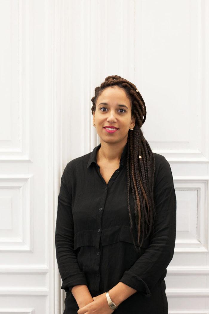 Yvette Mutumba recadrée