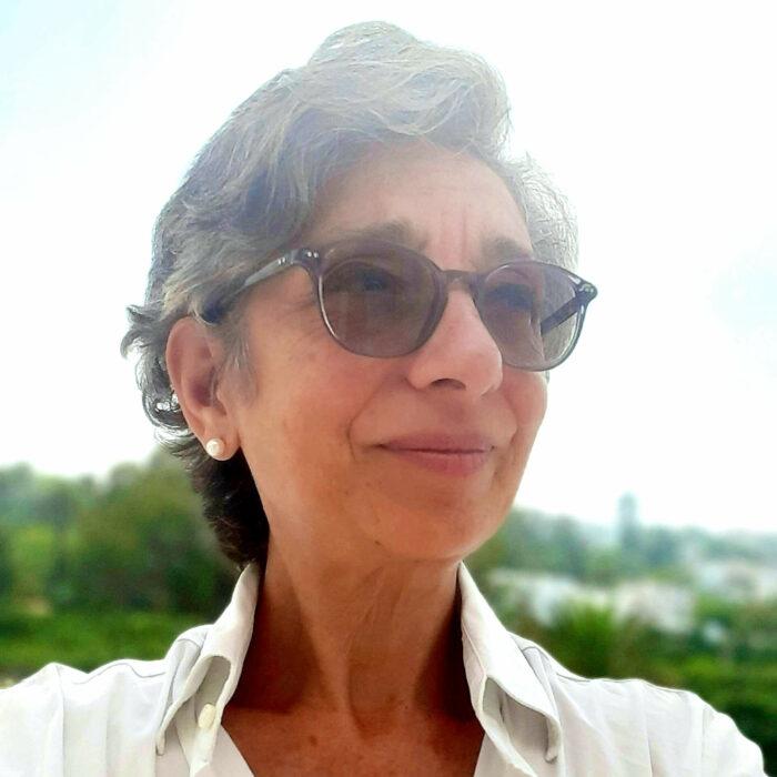 Salima El Mandjra écrivaine maroc