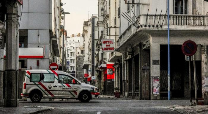 Soufiane Hennani militant LGBTQI+ Maroc