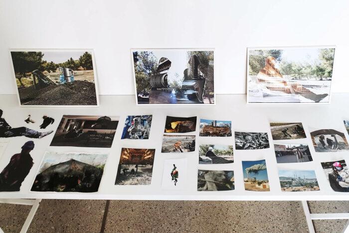Mouhcine Rahaoui, résidence d'art contemprain summer's lab au Cube à Rabat
