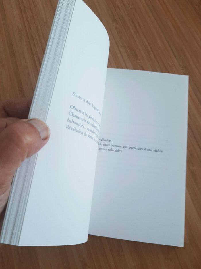 livres Au cœur du Silence et Saisissements, Salima S. El Mandjra